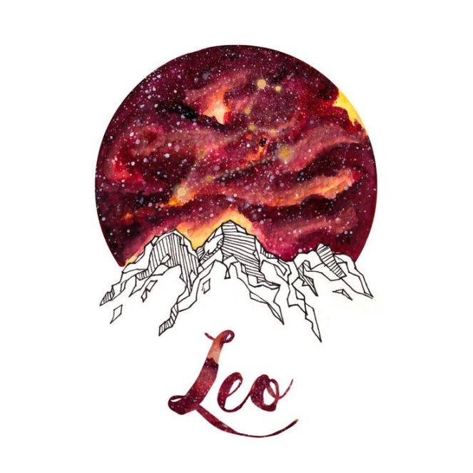leo-art-zodiac